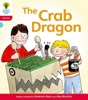 The Crab Dragon Badger Learning