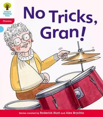 No Tricks, Gran! Badger Learning