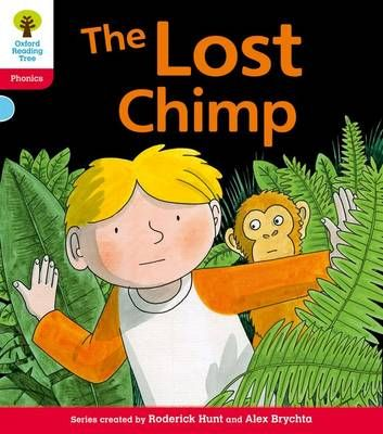 The Lost Chimp Badger Learning