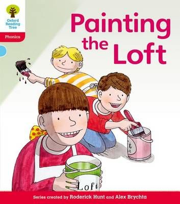 Painting the Loft Badger Learning
