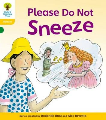 Please Do Not Sneeze Badger Learning