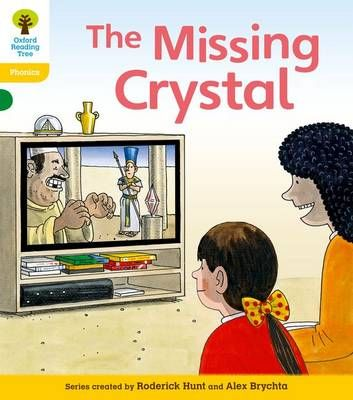 The Missing Crystal Badger Learning