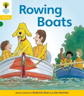 Rowing Boats Badger Learning
