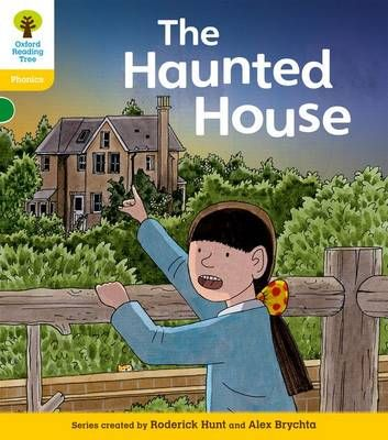 The Haunted House Badger Learning