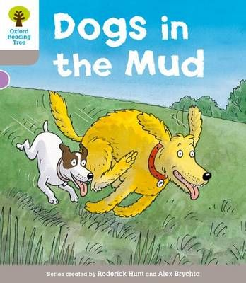 Dogs in the Mud Badger Learning