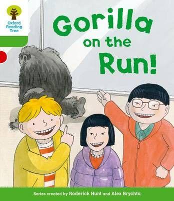 Gorilla on the Run! Badger Learning