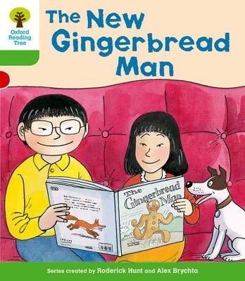 The New Gingerbread Man Badger Learning