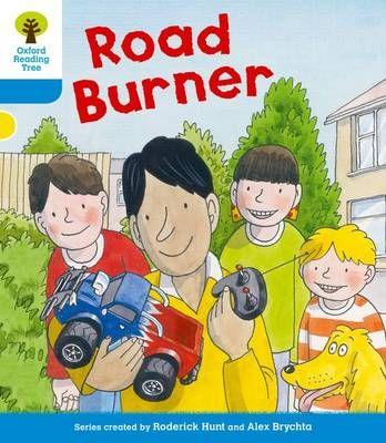 Road Burner Badger Learning