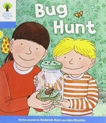 Bug Hunt Badger Learning