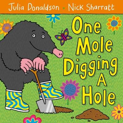 One Mole Digging a Hole Badger Learning