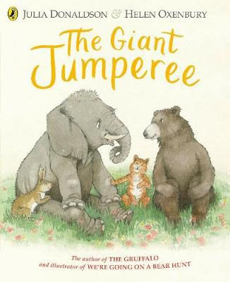 The Giant Jumperee Badger Learning