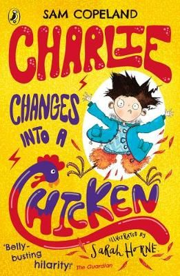 Charlie Changes into a Chicken Badger Learning