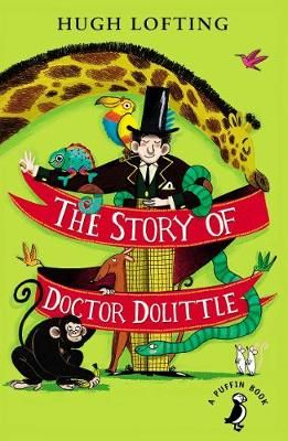 The Story of Doctor Dolittle Badger Learning