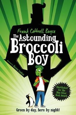 The Astounding Broccoli Boy Badger Learning
