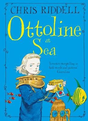Ottoline at Sea Badger Learning