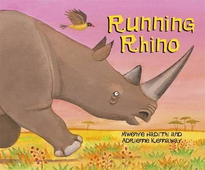 Running Rhino Badger Learning