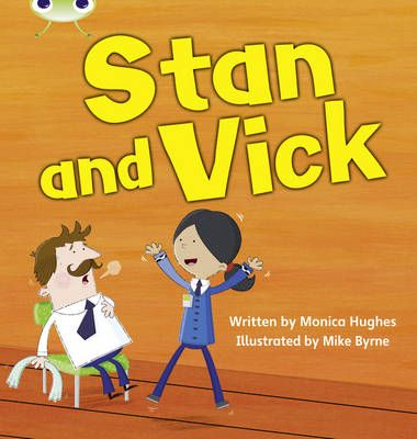 Stan & Vick Badger Learning