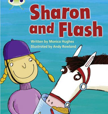 Sharon & Flash Badger Learning