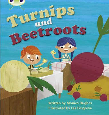 Turnips & Beetroot Badger Learning