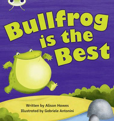 Bullfrog is the Best Badger Learning
