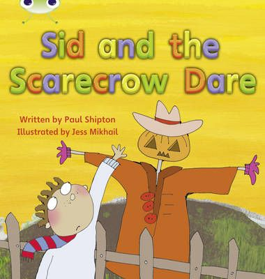 Sid & the Scarecrow Dare Badger Learning