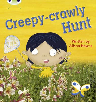 Creepy-Crawly Hunt Badger Learning