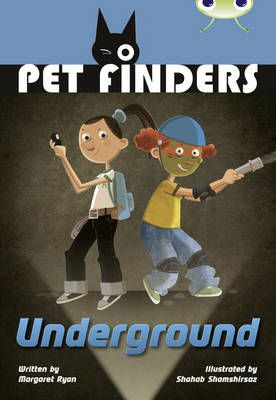 Pet Finders Go Underground Badger Learning