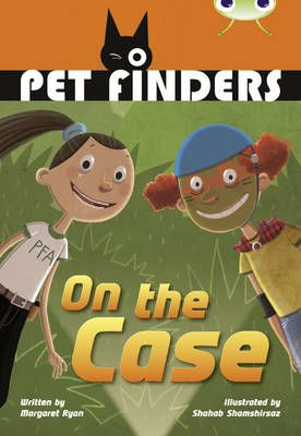 Pet Finders on the Case Badger Learning