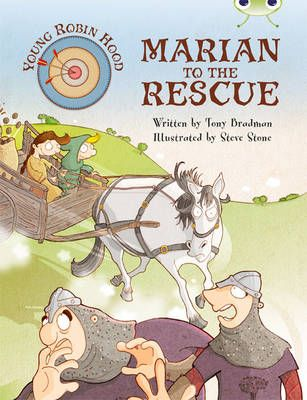 Marian to the Rescue Badger Learning