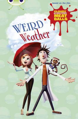Cloudy with a Chance of Meatballs Weird Weather Badger Learning