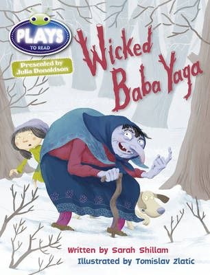 Wicked Baba Yaga Badger Learning