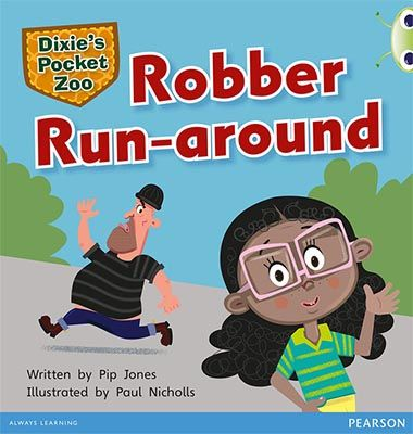 Robber Run-Around Badger Learning