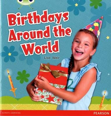 Birthdays Around The World Badger Learning