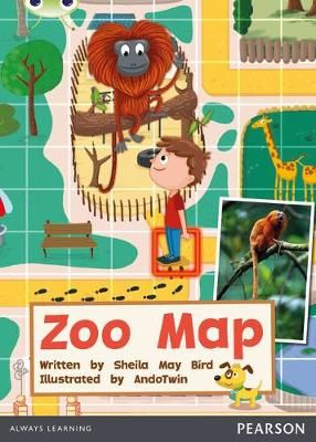 Zoo Map Badger Learning