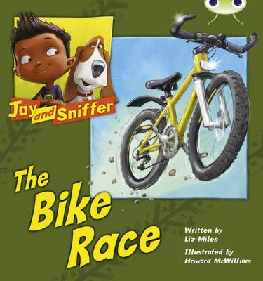 The Bike Race Badger Learning