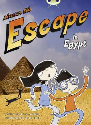 Escape to Egypt Badger Learning