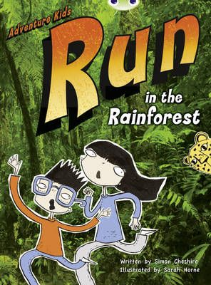 Run in the Rainforest Badger Learning