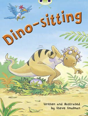 Dino-Sitting Badger Learning