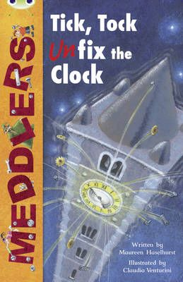 Tick, Tock, Unfix the Clock Badger Learning
