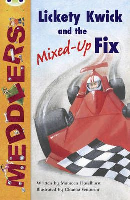Lickety Kwick & the Mixed-Up Fix Badger Learning