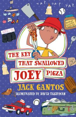 The Key That Swallowed Joey Pigza Badger Learning