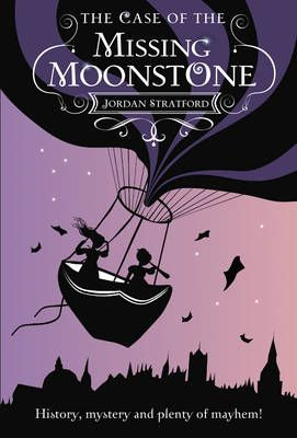 The Case of the Missing Moonstone: The Wollstonecraft Detective Agency Badger Learning