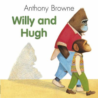 Willy and Hugh Badger Learning