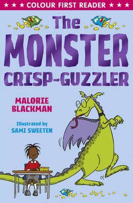 The Monster Crisp-Guzzler Badger Learning