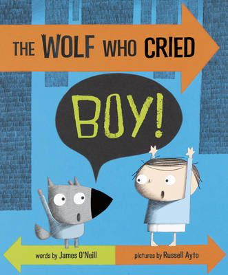 The Wolf Who Cried Boy! Badger Learning