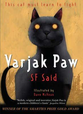 Varjak Paw Badger Learning