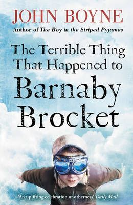 The Terrible Thing That Happened to Barnaby Brocket Badger Learning