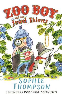 Zoo Boy and the Jewel Thieves Badger Learning