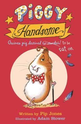 Piggy Handsome: Guinea Pig Destined for Stardom! Badger Learning