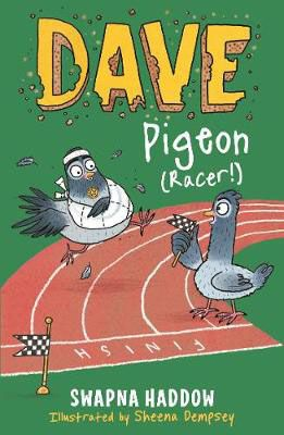 Dave Pigeon (Racer!) Badger Learning